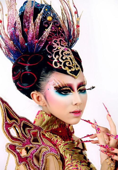 技能专长:民族舞(傣族,孔雀舞